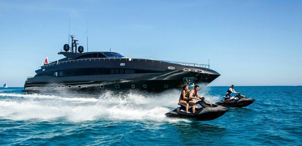 Ability Charter Yacht