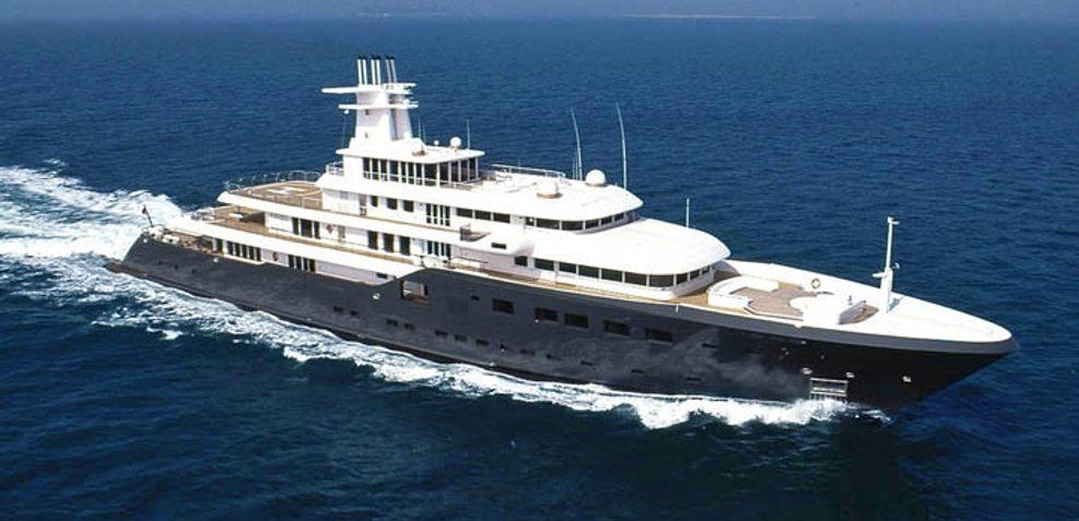 Ice Charter Yacht