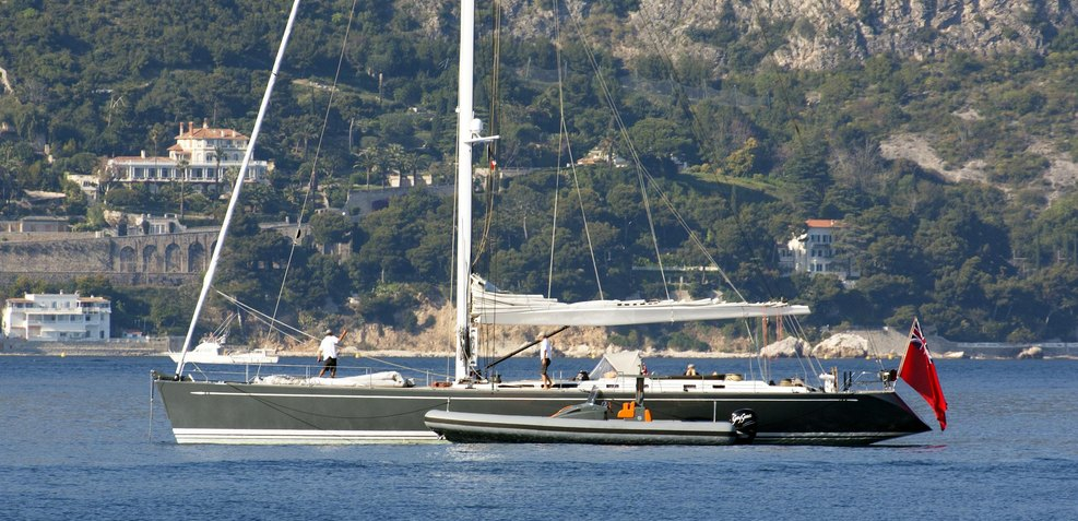 Grey Goose of RORC Charter Yacht