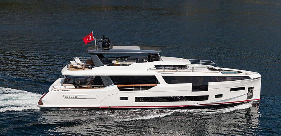 Moanna II Charter Yacht