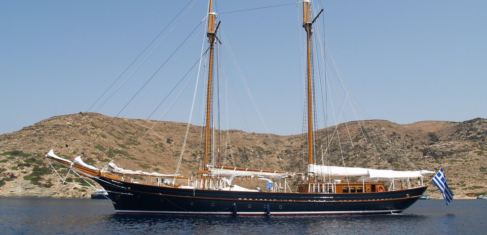 Aetos Charter Yacht