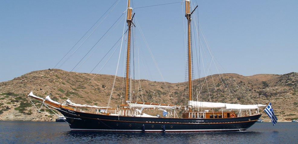 Aetos Charter Yacht