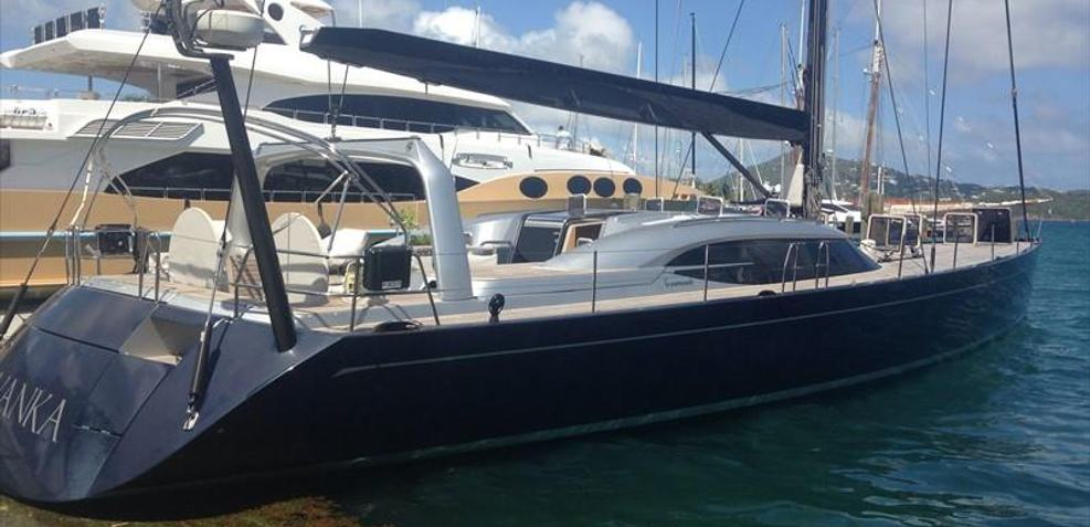 Ivanka Charter Yacht