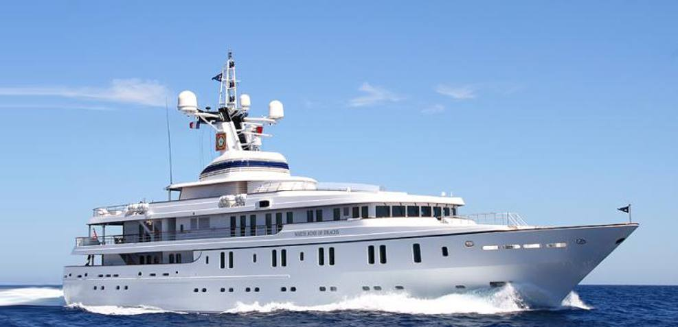 White Rose Of Drachs Charter Yacht