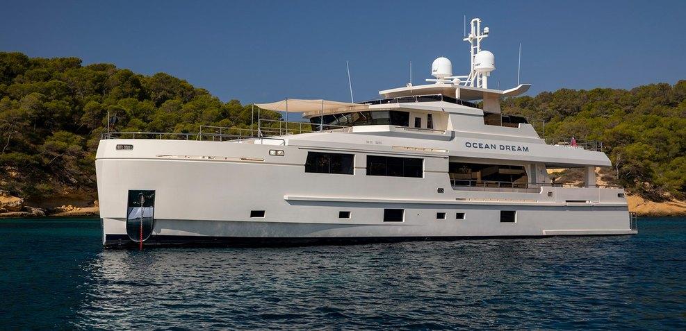 Ocean Dream Charter Yacht