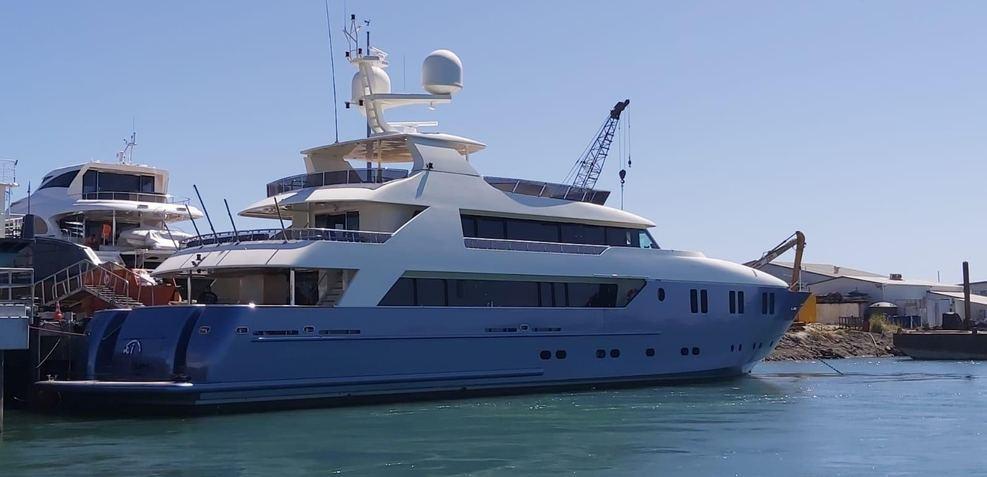 Irama Charter Yacht