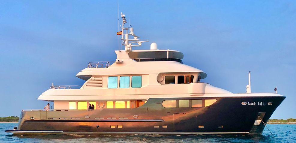 Baltic Sea Charter Yacht
