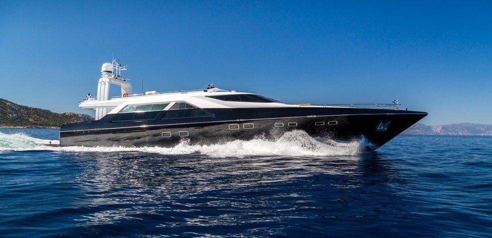 Aquarella Charter Yacht