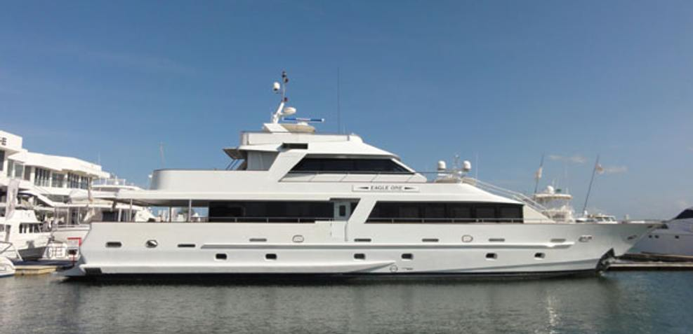 Affinity Charter Yacht