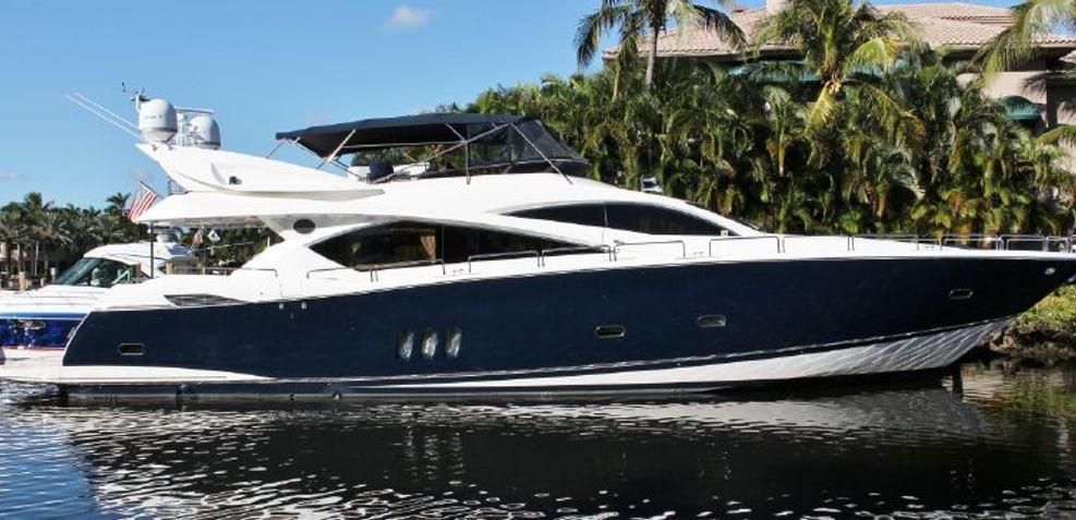 Sapphire Charter Yacht