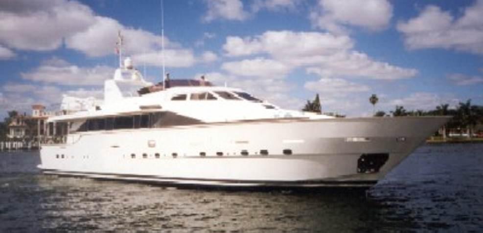 Necha Charter Yacht