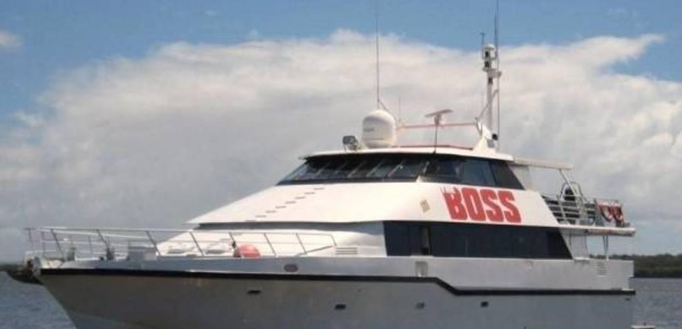 The Boss Charter Yacht