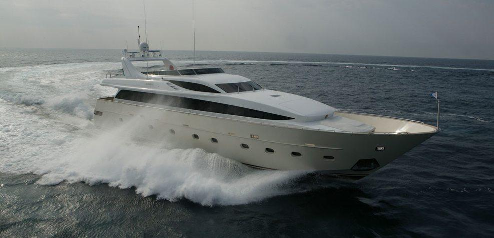 Alila Charter Yacht