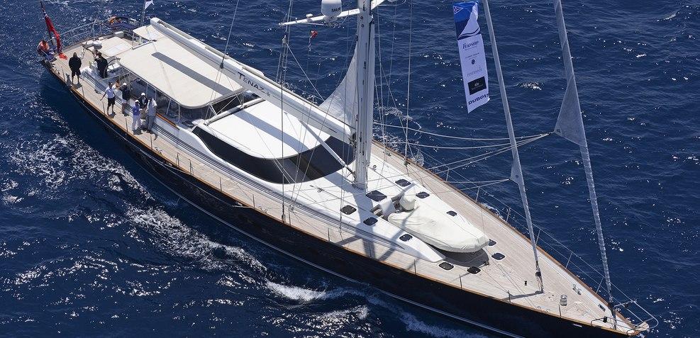 Tenaz Charter Yacht