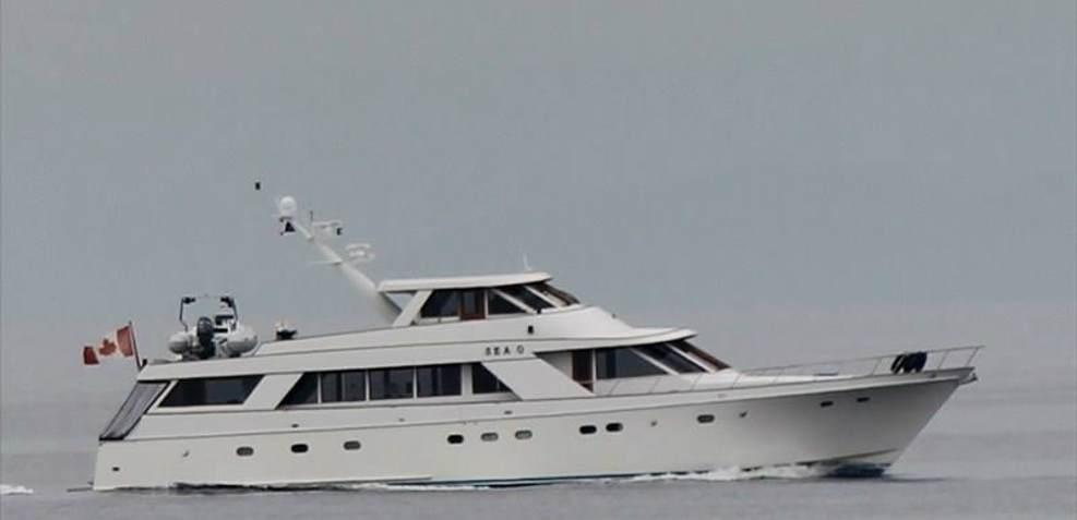 Sea Q Charter Yacht