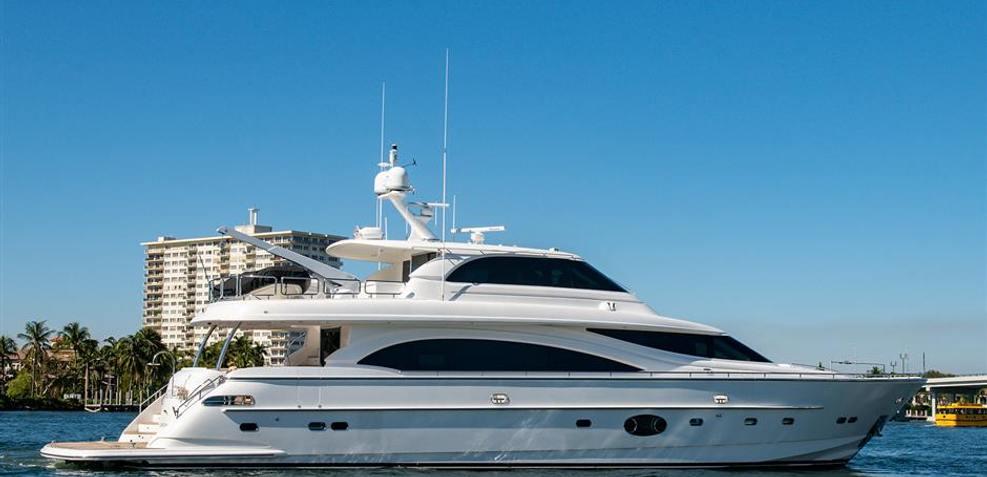 Miss Christine Charter Yacht