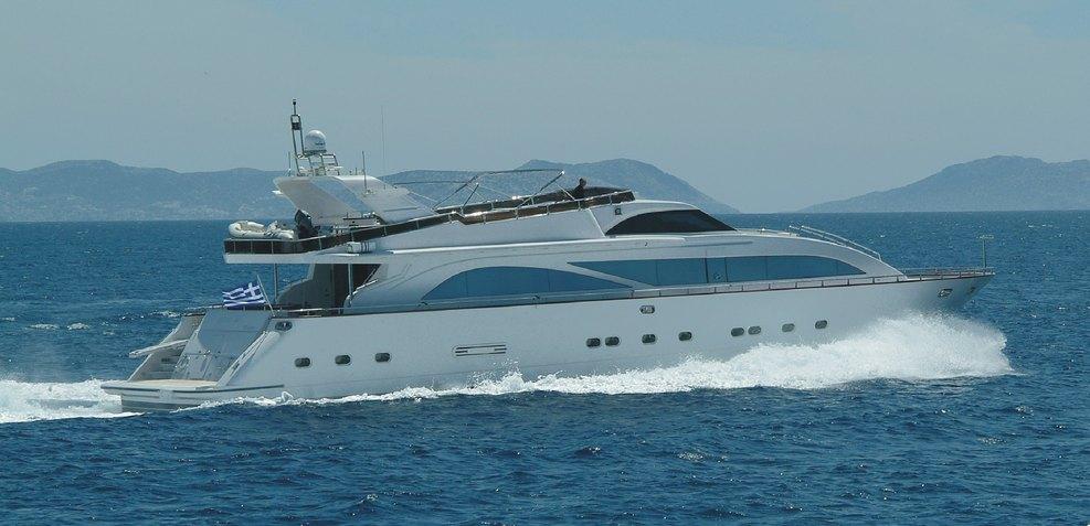 Dream B Charter Yacht