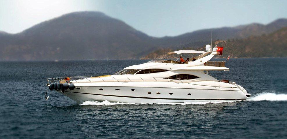 Victorius Charter Yacht