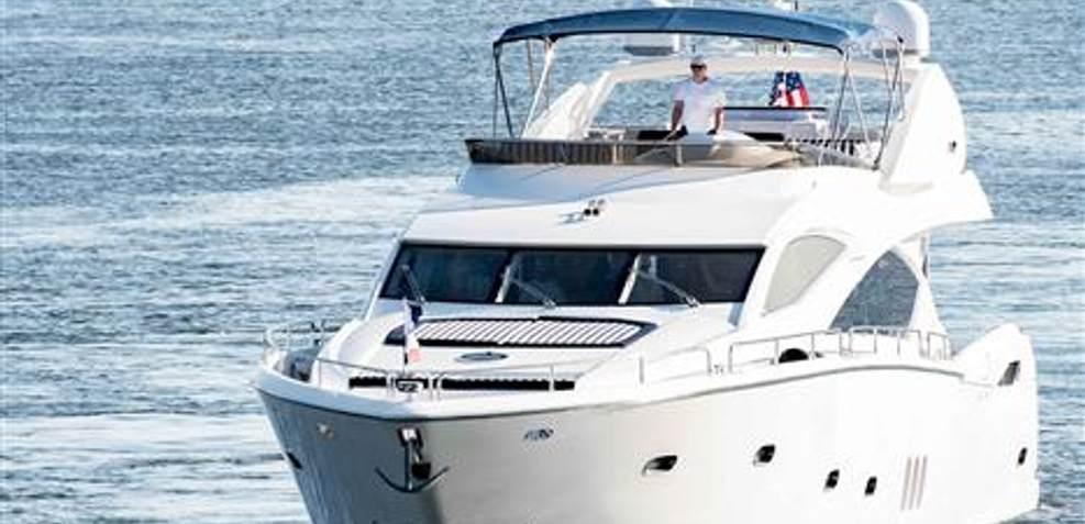 Alaina Charter Yacht