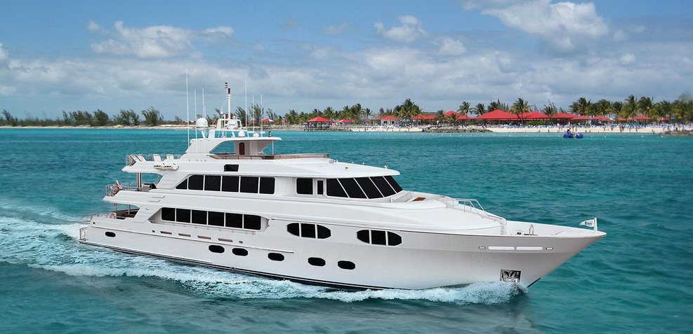 Revive Charter Yacht