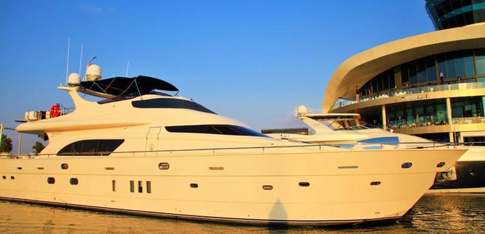 Safwa I Charter Yacht