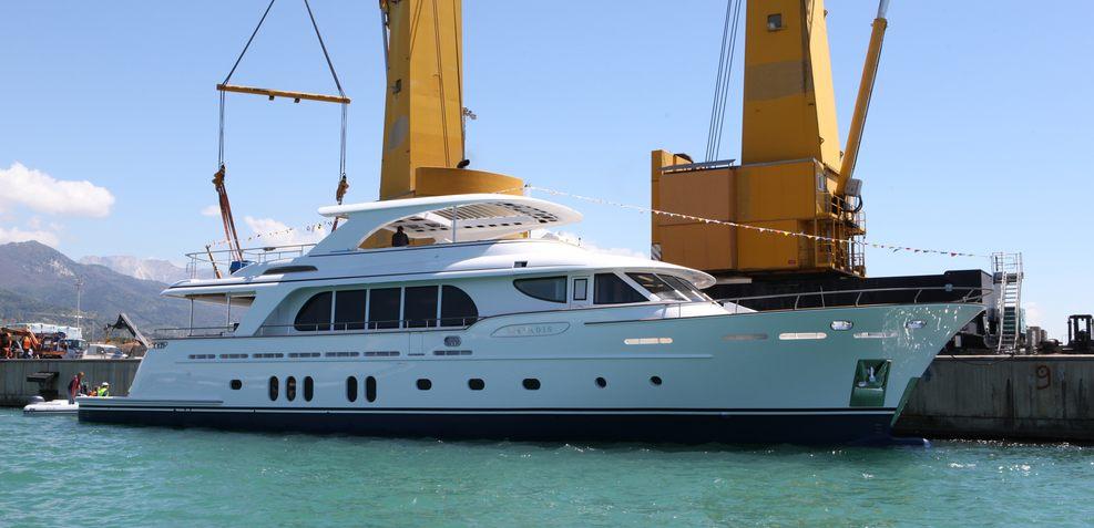 Vanadis Charter Yacht