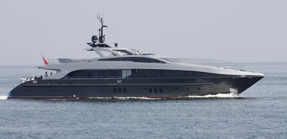 Tee-Dje Charter Yacht