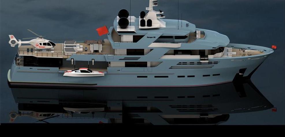 Project Ranger Charter Yacht