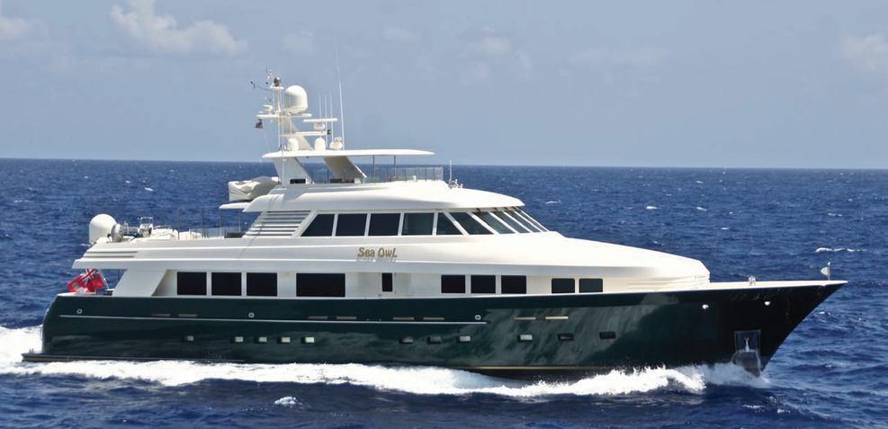 Sidra Charter Yacht