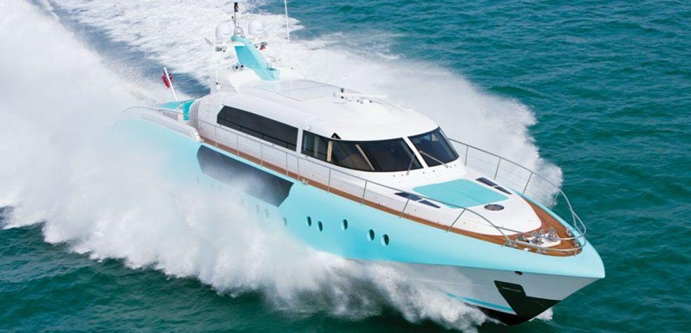 Moon Goddess Charter Yacht