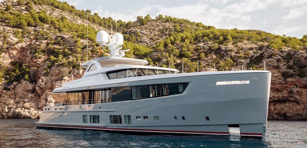 Calypso I Charter Yacht