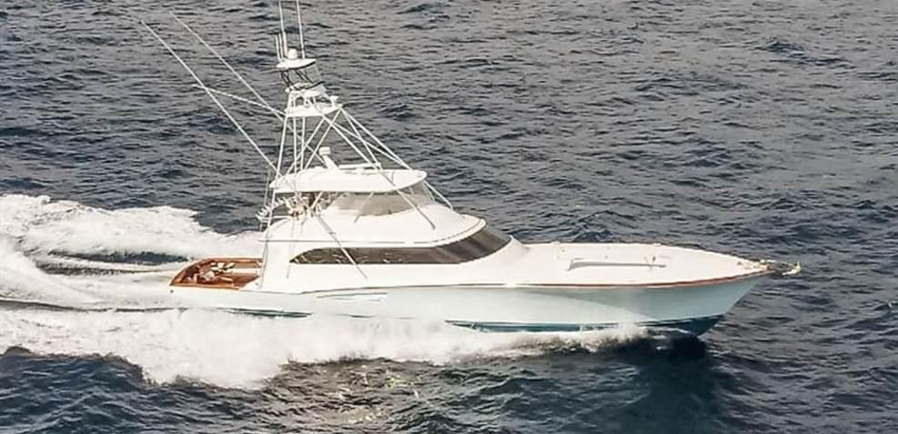Cowboy Charter Yacht
