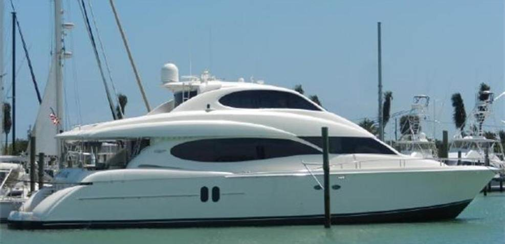 R-Cabana III Charter Yacht