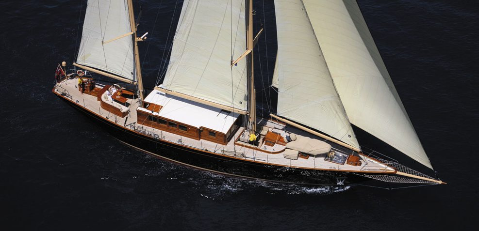 Strangers in the Night Charter Yacht