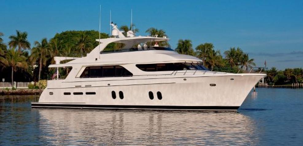 Lady Caryl Charter Yacht