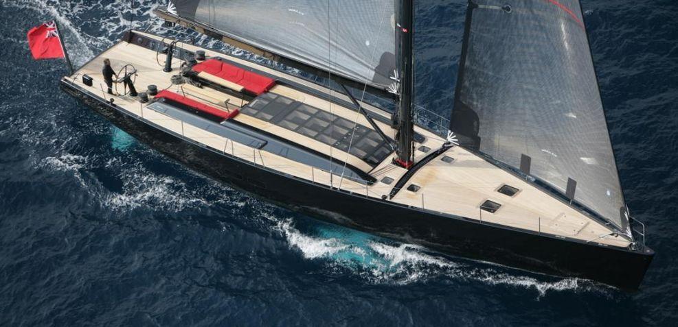 Tango G Charter Yacht