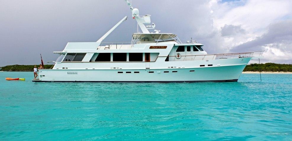 Syrene Charter Yacht