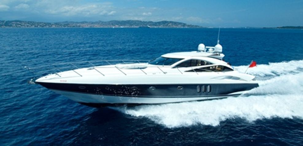 Rehab Charter Yacht