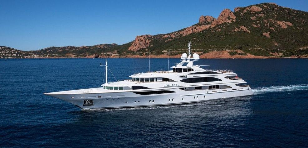 Galaxy Charter Yacht