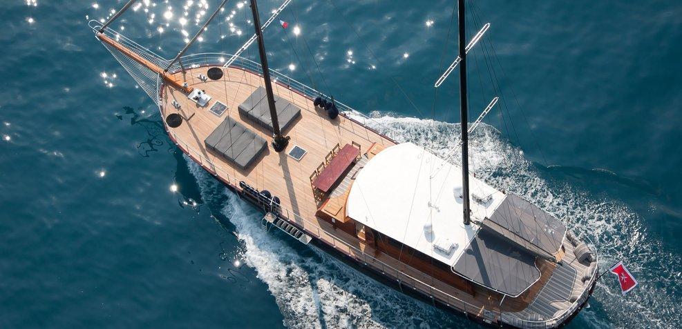 Vita Dolce Charter Yacht