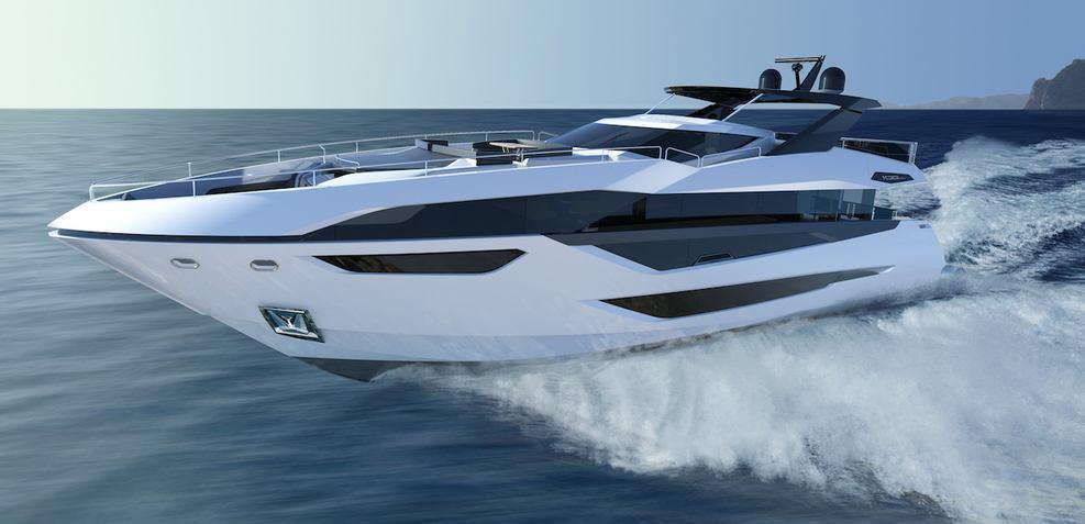Sunseeker 100/ 01 Charter Yacht