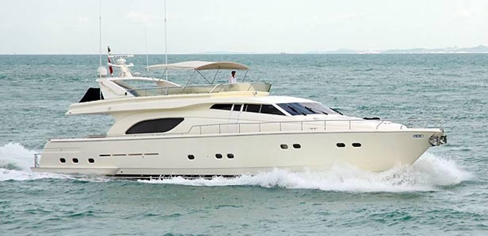 Dewa Raci Charter Yacht