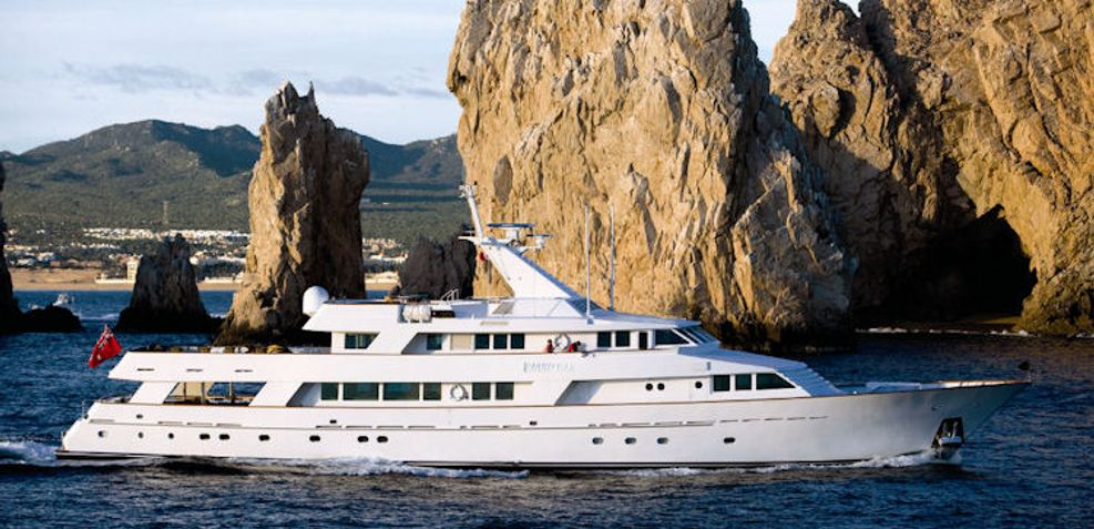 El Duende Charter Yacht