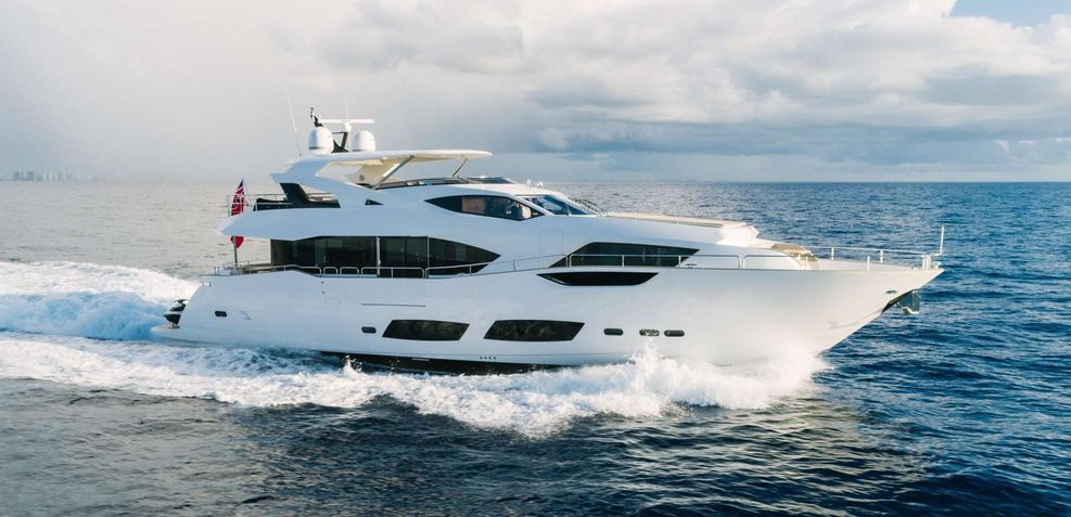 Perseverance 3 Charter Yacht