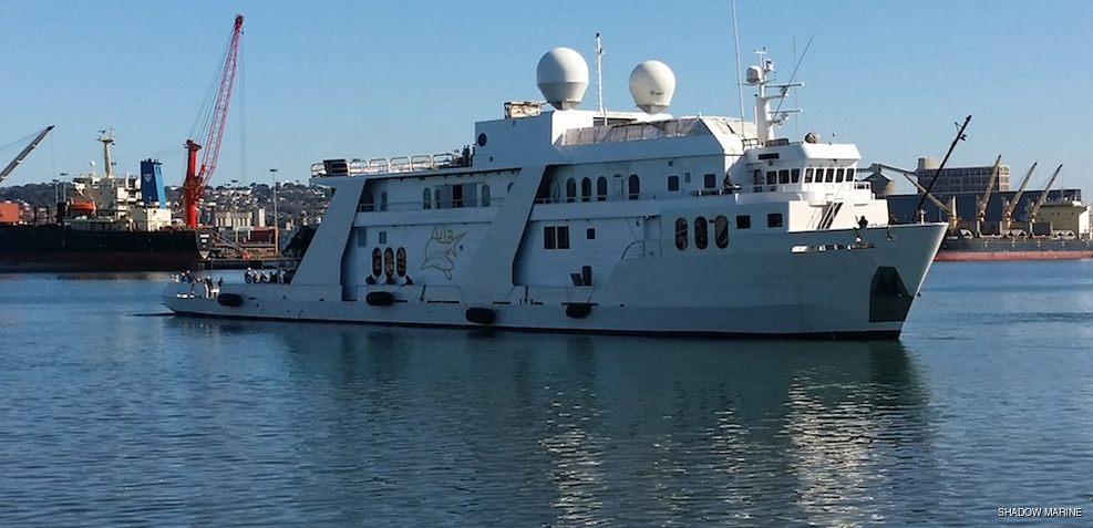 Explorer Charter Yacht