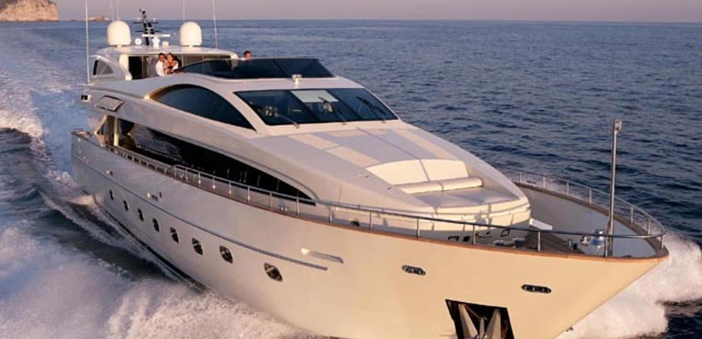 Tiramisu Charter Yacht