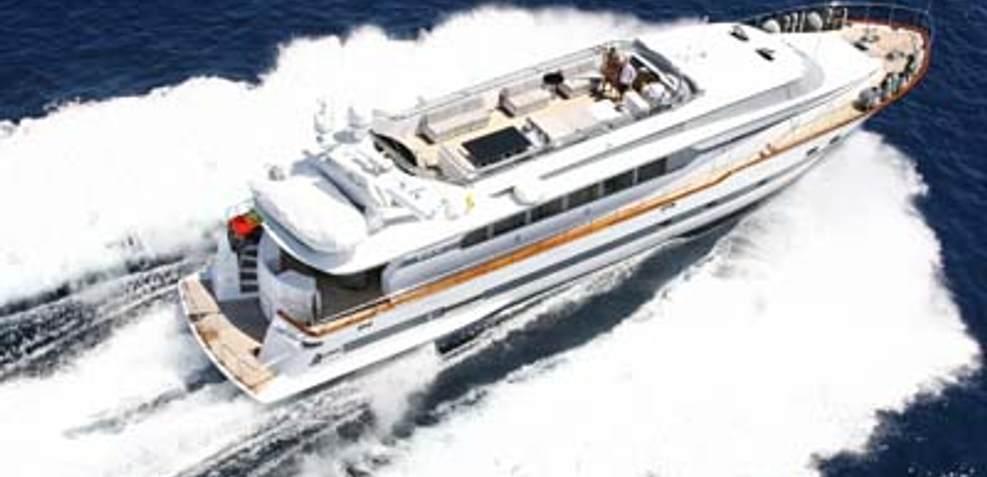 Spirit of Ashanti Charter Yacht