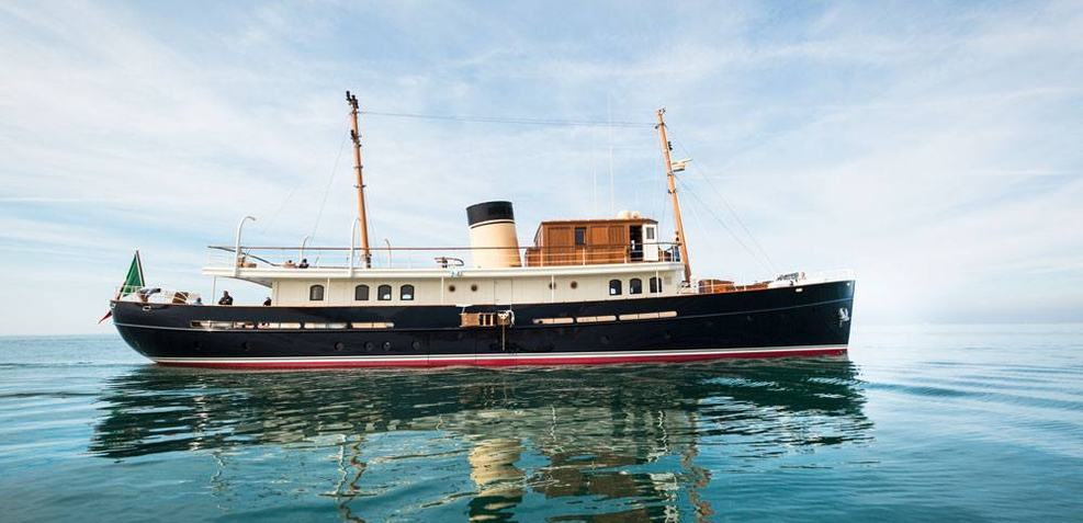 Taransay Charter Yacht