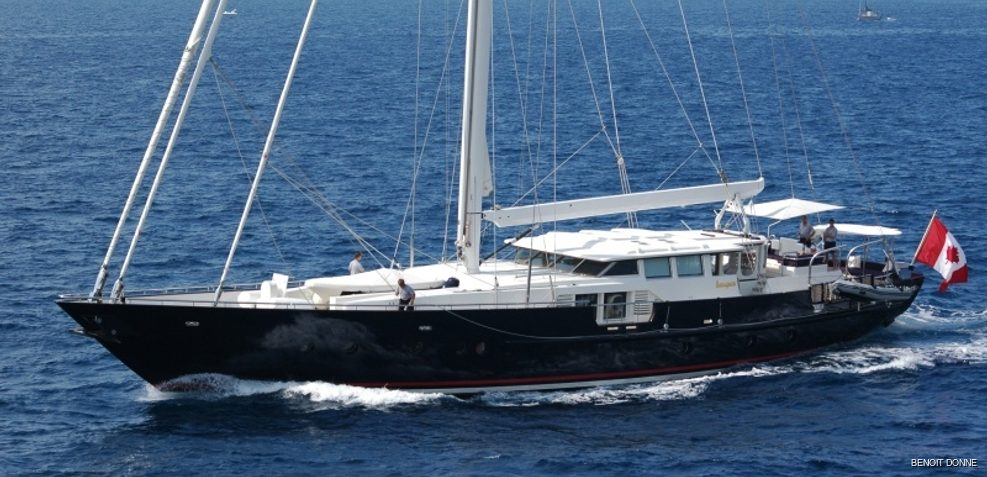 Beaugeste Charter Yacht