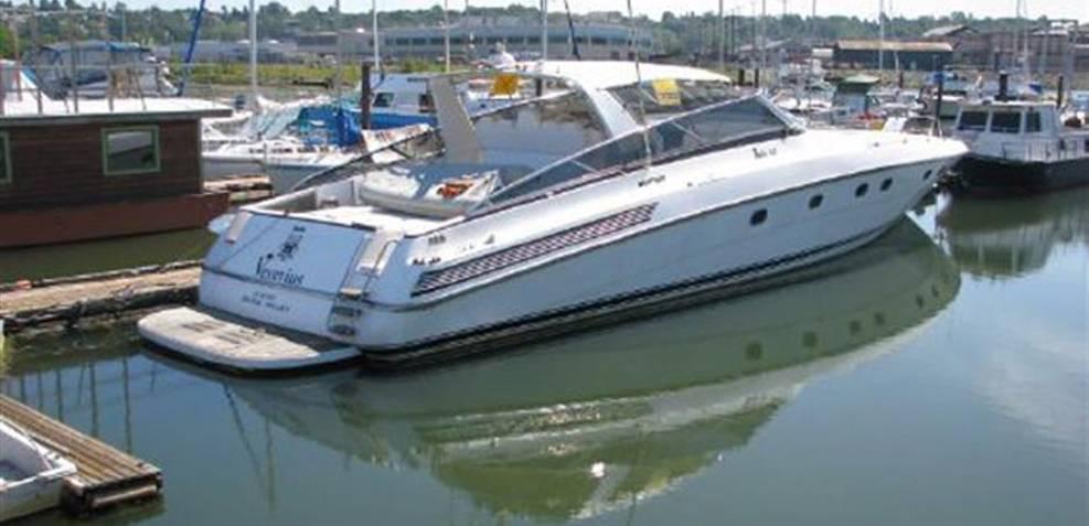 Vesuvius Charter Yacht